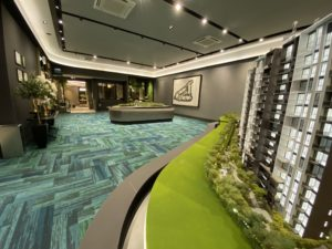 Park Colonial New Showroom 2020