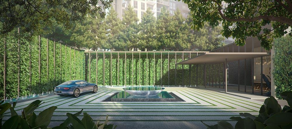 Park Colonial Design Plan