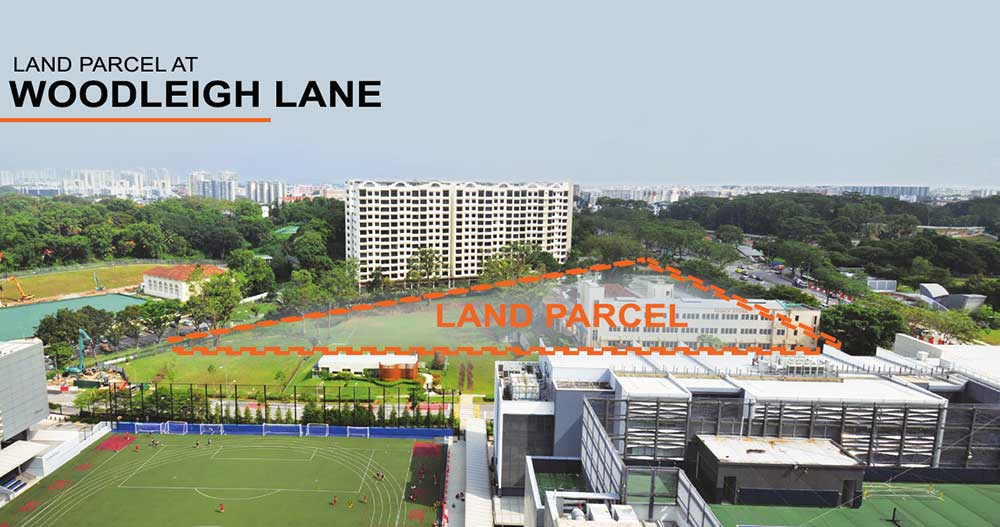 Park Colonial Woodleigh Land Parcel Site